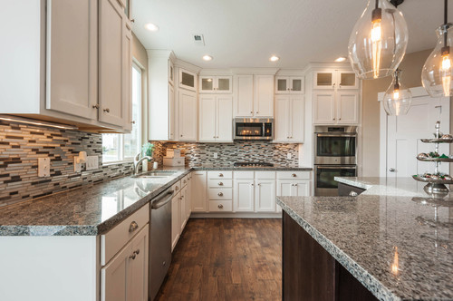 Kitchen Countertops Quartz White