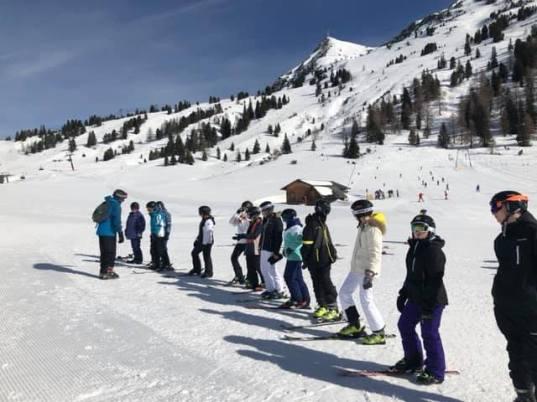 Lytham ski school