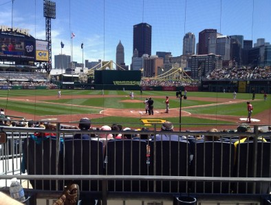Opening Day PNC Park Pittsburgh PA