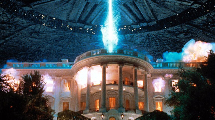 The Independence Day Theory of SETI