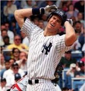 Paul O'Neill Yankee Stadium 7/20/98