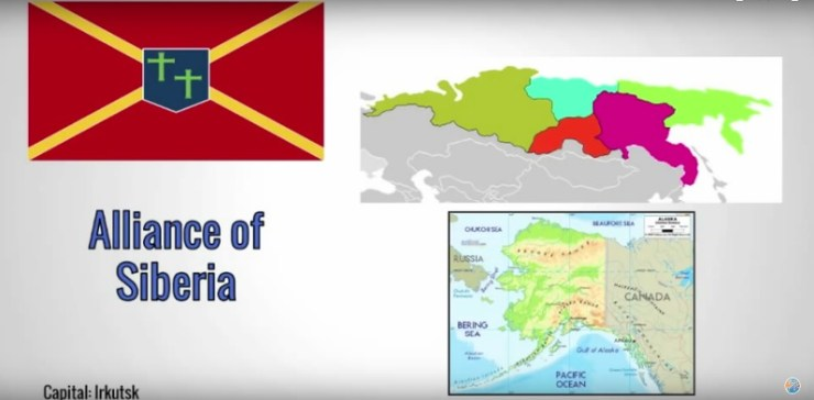 Alliance of Siberia AlternateHistoryHub