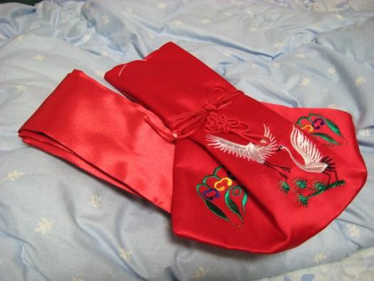 Bokumeoni for Lunar New Year
