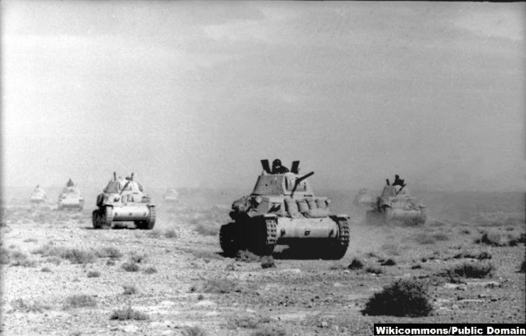 tanks-in-n-africa-wiki-i