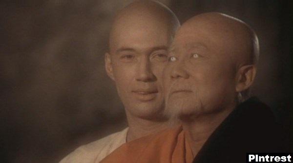 "Keye Luke in ""Kung Fu"""