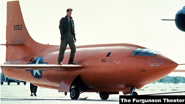 test pilot the fergunson theater
