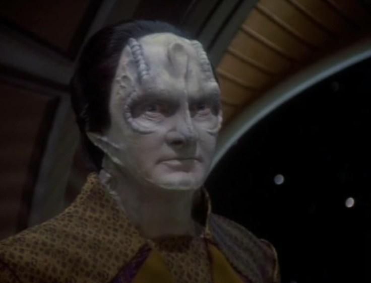 Mirror Universe Captain Lorca, Garak