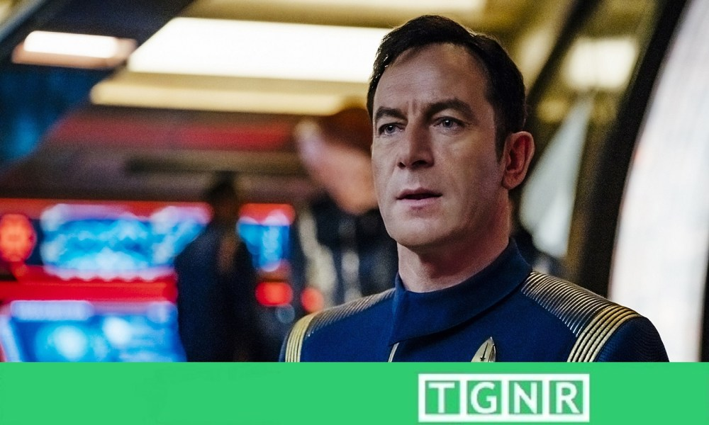 Mirror Universe Captain Lorca