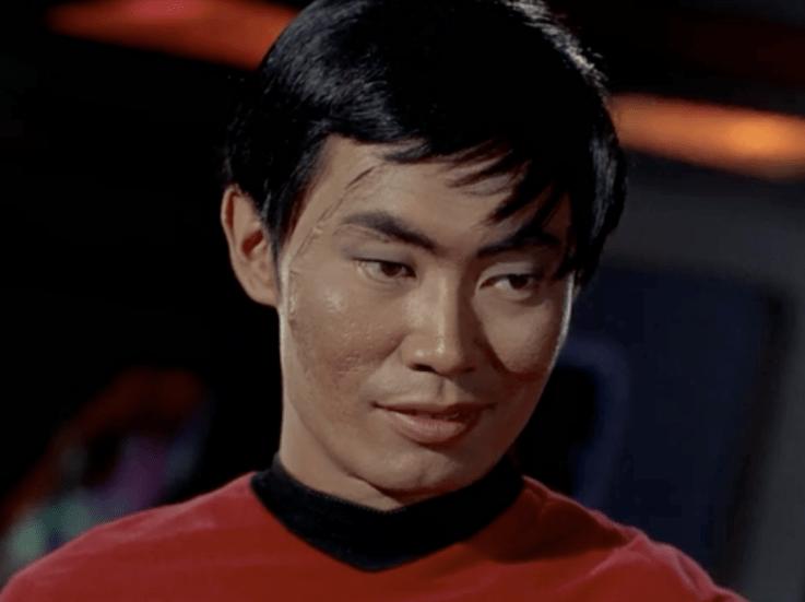 Mirror Universe Captain Lorca, mirror Sulu