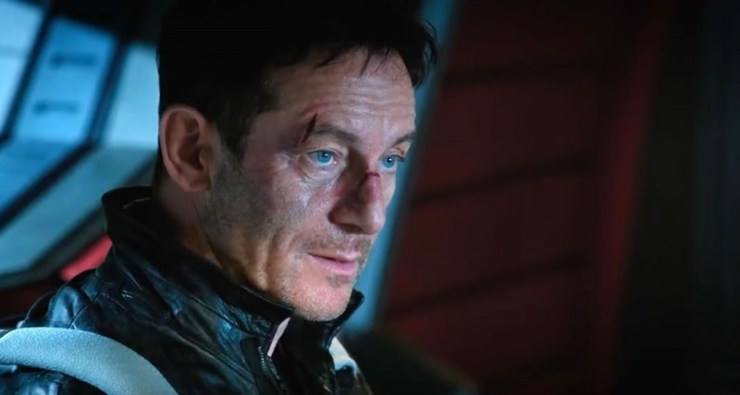 The tragedy of the Mirror Universe Gabriel Lorca