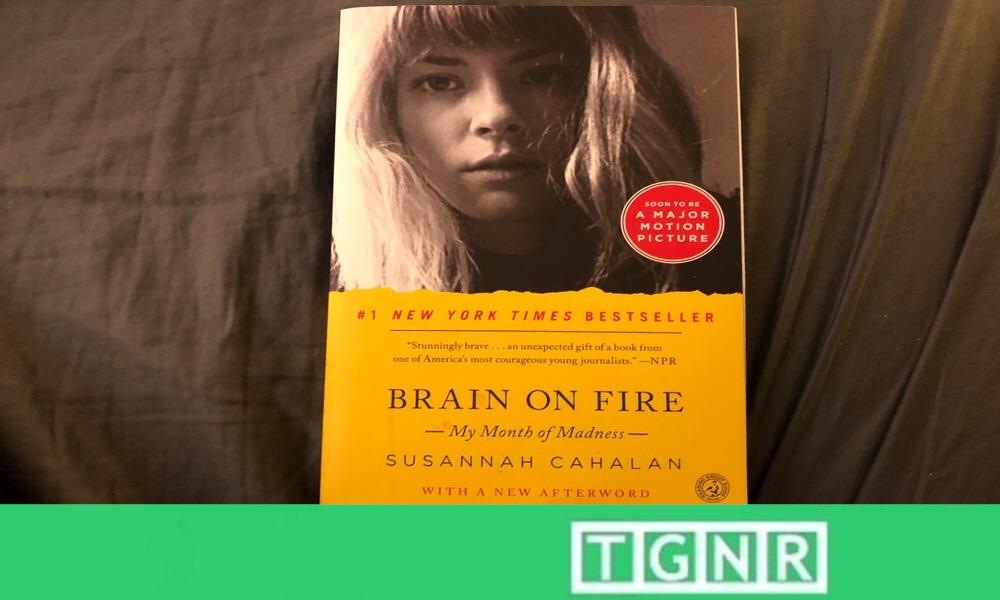Brain on Fire Susannah Cahalan cover
