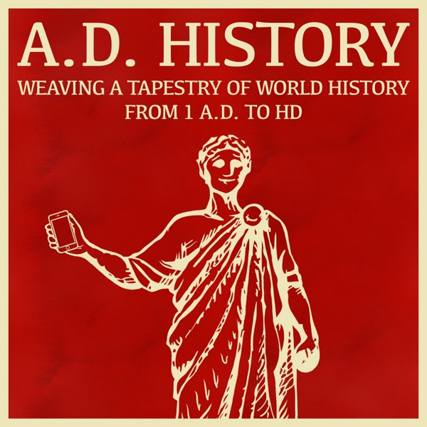 Subscribe to the A.D. History Podcast