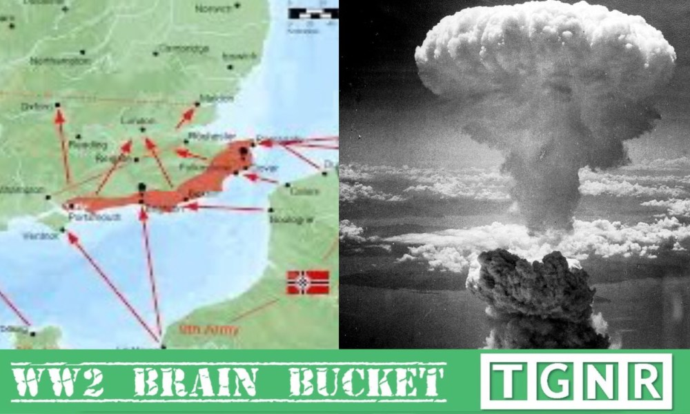 Atomic Bomb Operation Sealion