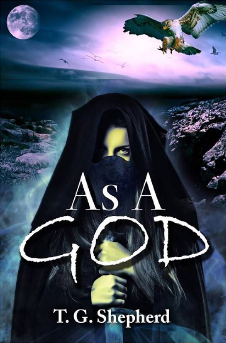 As A God cover