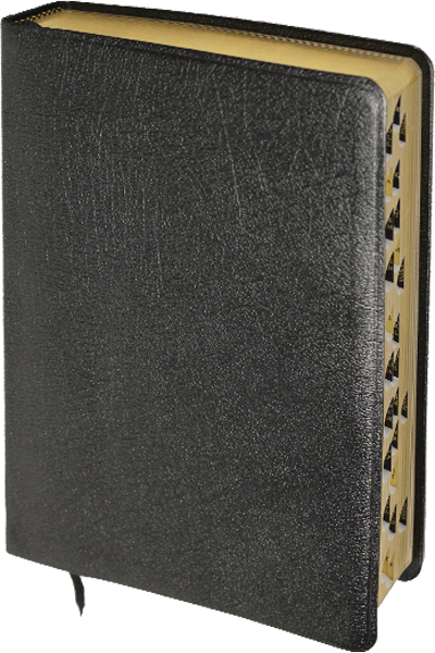 Thompson Chain Reference Bible | Standard Size | Bonded Leather | Indexed