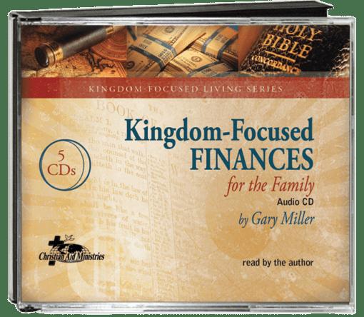 Kingdom-Focused Finances for the Family Audio CD
