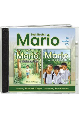 Mario, A Belizean Boy & His Friends Books on Audio CD 1
