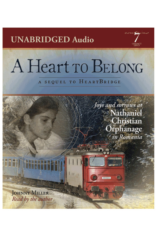 A Heart to Belong Audio CD