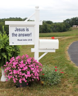 Gospel Sign