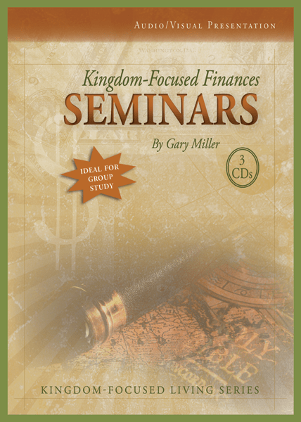 Kingdom-Focused Finances Audio & Visual Presentation