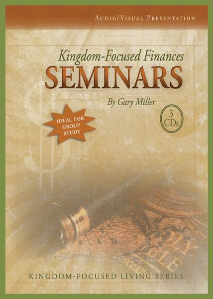 Kingdom-Focused Finances Audio & Visual Presentation