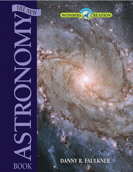 The New Astronomy Book
