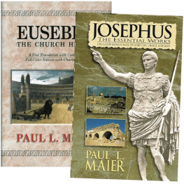 Josephus/Eusebius value pack