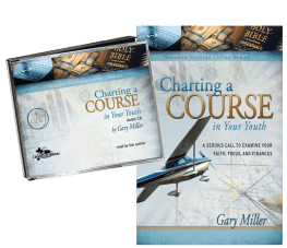 Charting A Course audio & book value pack