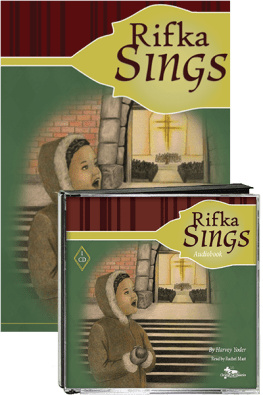 Rifka Sings audio & book value pack
