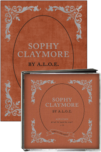 Sophy Claymore audio & book value pack