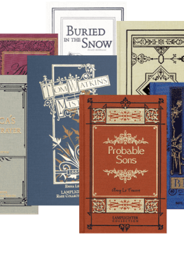 7 Lamplighter Classic Books value pack