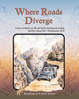 Where Roads Diverge - Reading to Learn Series
