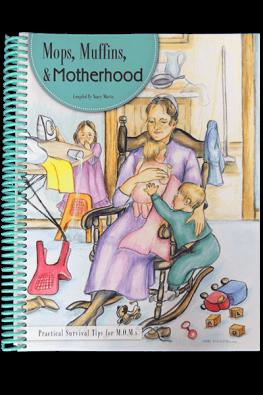 Mops, Muffins, & Motherhood