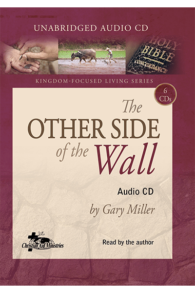 The Other Side of the Wall Audio CD