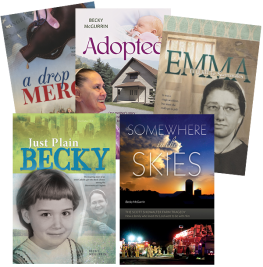 Becky McGurrin~ Five Book Value Pack