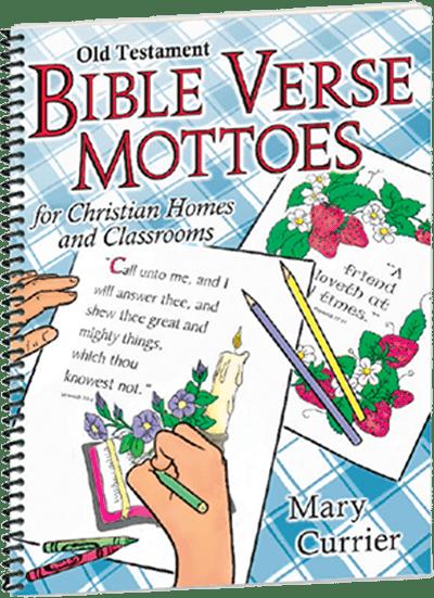 Old Testament Bibeol Verse Mottoes