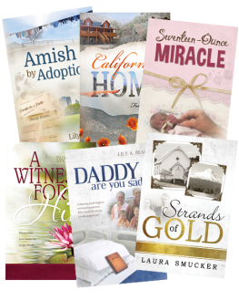 Six Books~ Overcoming Challenges Value Pack