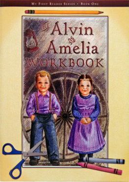 Alvin & Amelia Workbook