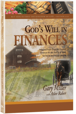 God's Will in Finances