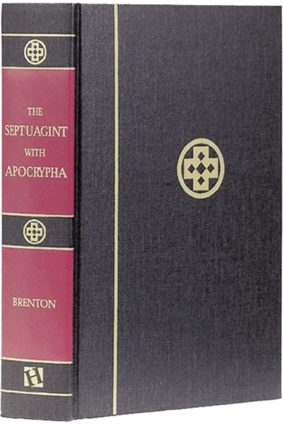 The Septuagint with Apocrypha - TGS International