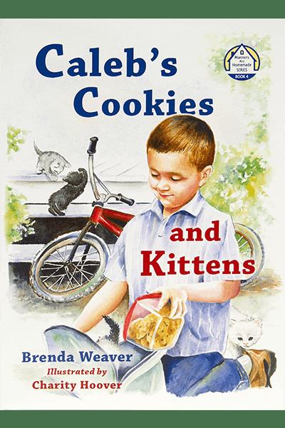 Caleb's Cookies and Kittens