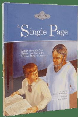 A Single Page