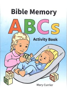Bible Memory ABC's