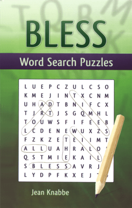 Bless-Word-search-puzzles