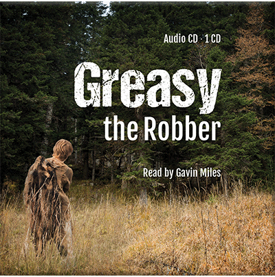 Greasy the Robber Audio CD