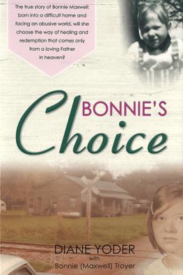 Bonnie's Choice