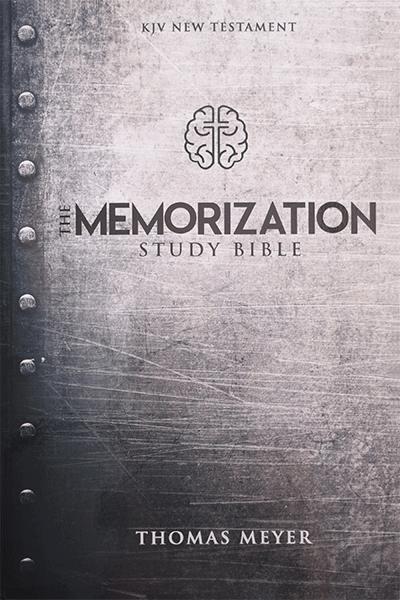 Memorization Study Bible