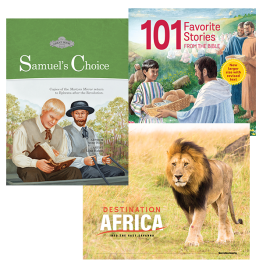 3 New Book Value Pack