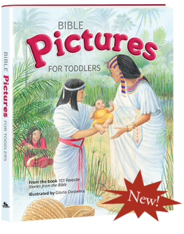 Bible Pictures for Toddlers