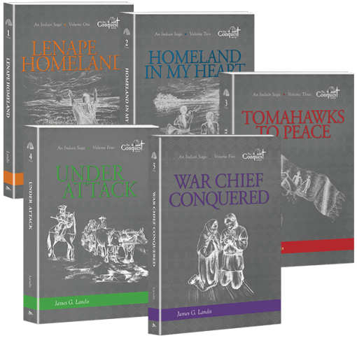 Conquest Series Softcover Value Pack